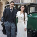 Alex García y Adriana Ugarte, protagonistas de 'Habitaciones cerradas'