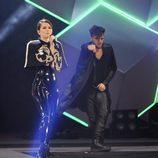 Inna en los Premios 40 Principales 2014