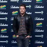 Dani Martín en el evento de los Premios 40 Principales 2014