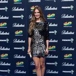 Vanesa Romero en los premios 40 Principales 2014