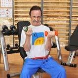 Santi Rodríguez en 'Gym Tony'