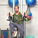 Tomás Pozzi en 'Gym Tony'