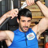 David Amor en 'Gym Tony'