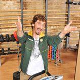 Tony, el dueño del gimnasio