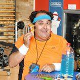 Juanma Cifuentes en 'Gym Tony'