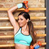 Mariam Hernández en 'Gym Tony'