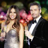 Cristina Pedroche y Frank Blanco se preparan para recibir al año 2015 en laSexta