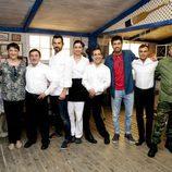 Elenco de la segunda temporada de 'Chiringuito de Pepe'