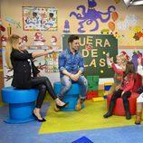 Berta Collado en 'Fuera de clase'