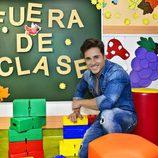 David Bustamante en 'Fuera de clase'