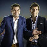 Arturo Valls y Manel Fuentes en