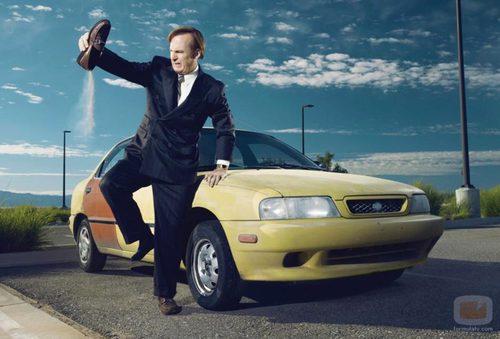 Imagen promocional de 'Better Call Saul'