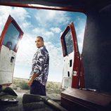Michael Mando en una imagen promocional de 'Better Call Saul'