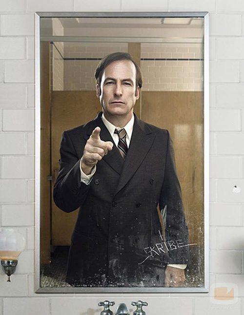 Saul en el espejo