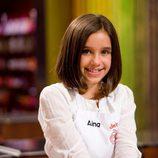 Aina, participante de 'MasterChef Junior'