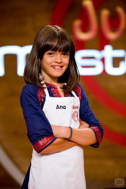 Ana, concursante de 'MasterChef Junior'