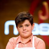Guillermo, participante de 'MasterChef Junior'