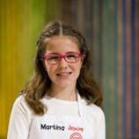 Martina, participante de 'MasterChef Junior'