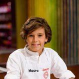 Mauro, concursante de 'MasterChef Junior'