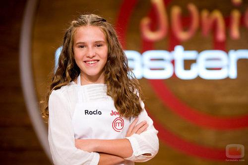 Rocío, participante de 'MasterChef Junior'