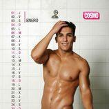 Brais Bugarin es enero en el Calendario de Hombres 2015