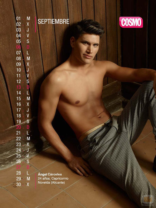 Desear caminar desnuda: la sensual foto de Calu