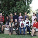 """""""Los Navarro"""", protagonistas de la comedia 'Algo que celebrar' en Antena 3"""