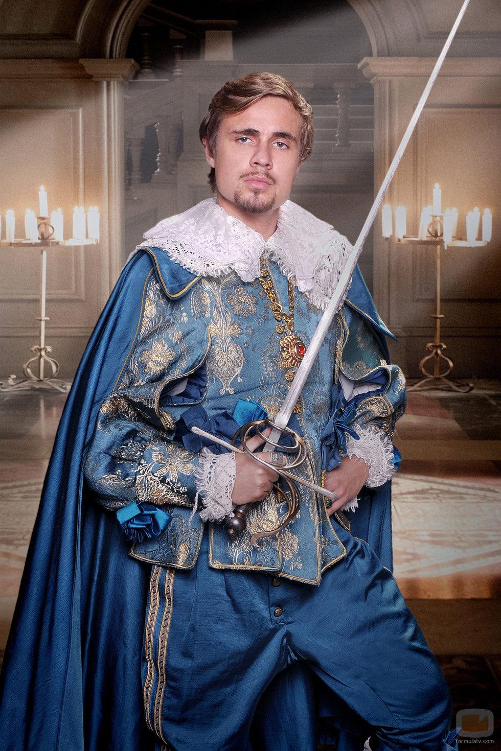 Constantin von Jascheroff será el Príncipe de Gales