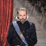 Gary Piquer será el poderoso Conde duque de Olivares