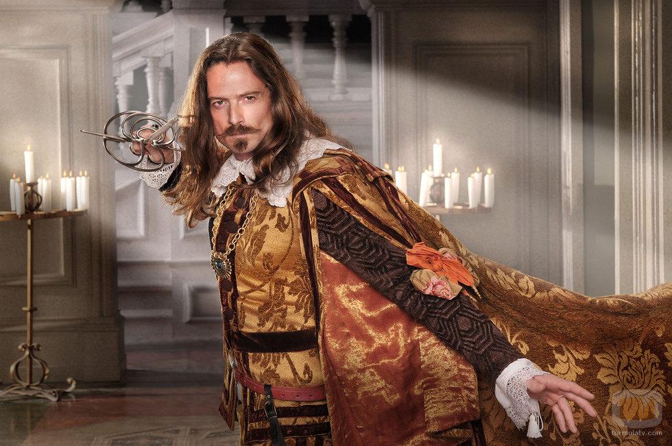 William Miller se mete en la piel del Duque de Buckingham