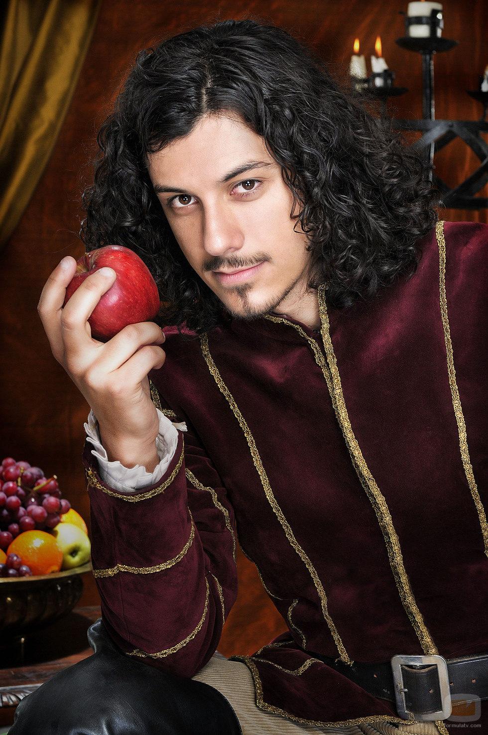 Rafael Cebrían será el Conde de Guadalmedina.
