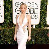 Kate Hudson en los Globos de Oro 2015