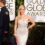 Reese Whiterspoon en los Globos de Oro 2015