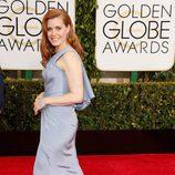 Amy Adams en los Globos de Oro 2015