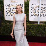 Diane Kruger en los Globos de Oro 2015