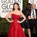 Catherine Zeta-Jones en los Globos de Oro 2015