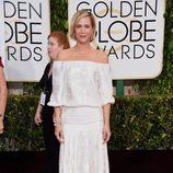 Kristen Wiig en los Globos de Oro 2015
