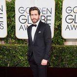 Jake Gyllenhaal en los Globos de Oro 2015