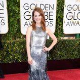 Julianne Moore en los Globos de Oro 2015