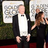Jon Voight en los Globos de Oro 2015