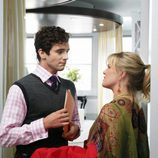 Michael Urie y Ashley Jensen