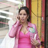 Hilda Suarez en Confinanza, lujuria y cosas esenciales de la serie 'Ugly Betty'