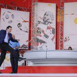 Mariano Rajoy visita Zona Cuatro