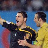 Casillas y Marchena