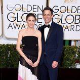 Seth Meyers en los Globos de Oro 2015