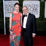 James Spader en los Globos de Oro 2015