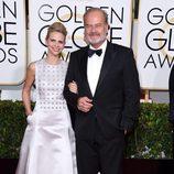 Kelsey Grammer en los Globos de Oro 2015