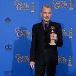Billy Bob Thornton ganador de la categoría mejor actor de miniserie o TV movie en los Globos de Oro 2015