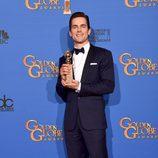 Matt Bomer galardonado como mejor actor secundario en los Globos de Oro 2015