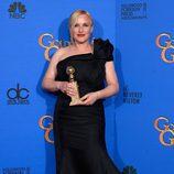 Patricia Arquette galardonada como mejor actriz secundaria en los Globos de Oro 2015